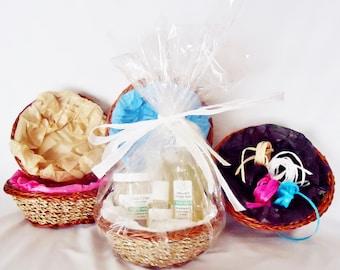 DIY Gift Basket, 6 Piece Set, by AromatherapyBlends.