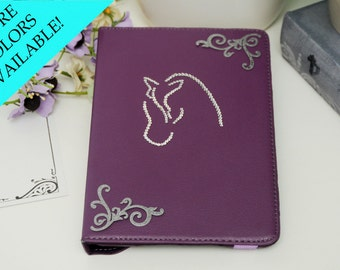Step 2: Crystal Bling Sassy Cowgirl Parade Horse Rodeo Swarovski Crystal Element Embellishment for iPad, Nook, Kindle Fire or Samsung Case
