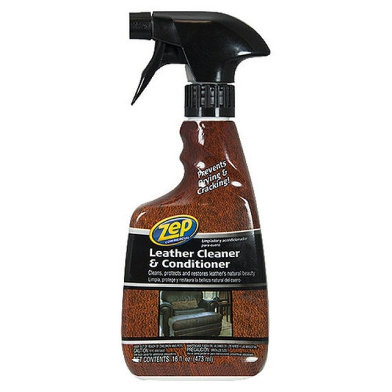 Conditioner For Leather Sofa: LEATHER Cleaner Conditioner Moisturizer SPRAY Protect By