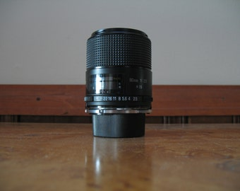 Tamron SP 90mm F/2.5 Lens With Adaptall 2 Mount for Nikon Japan