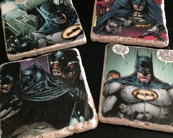 CUSTOM Comic Book Coasters