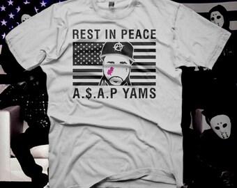 R.I.P ASAP Yams Tee