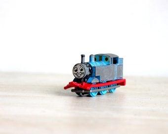 ERTL Diecast Thomas Engine -  1984, Thomas the Train and Friends, Thomas the Tank, ERTL, Toy, Train, Diecast, Gift for Boy  (WTH-261)