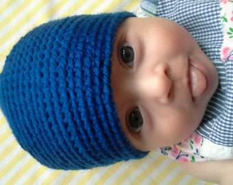 Crochet Baby Hat Size 3-6 Month