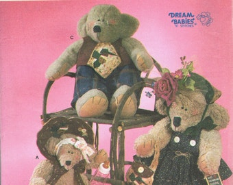 Popular Items For Teddy Bear Dress On Etsy