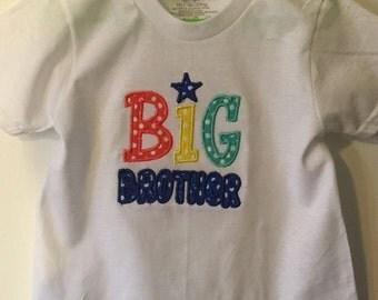 Big/Little Brother Shirt/Onesie