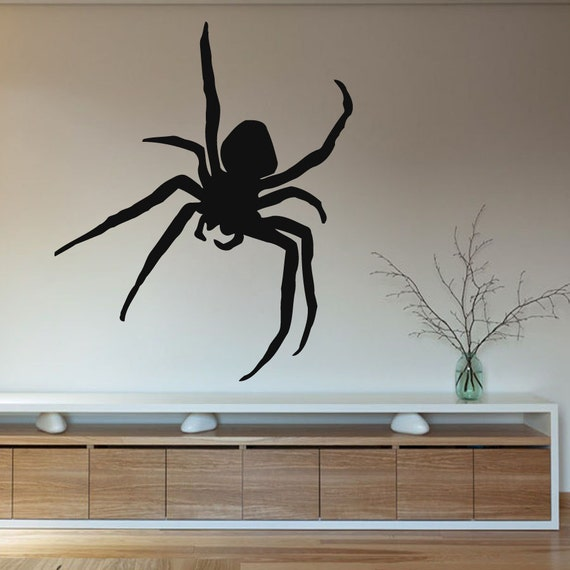 Items Similar To Wall Decals Animals Insect Spider : insect wall decals - www.pureclipart.com