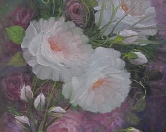 Fresh, Original Oil Painting, 16x20