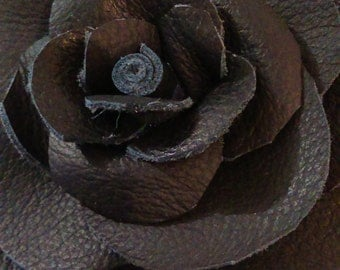 Leather Rose