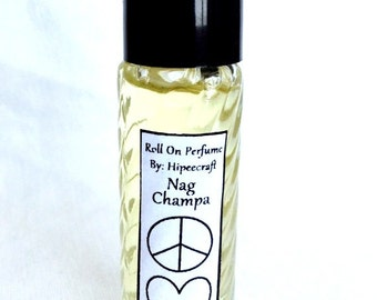 Roll On Perfume All Natural Perfume Roll On Perfume Oil with Essential Oils