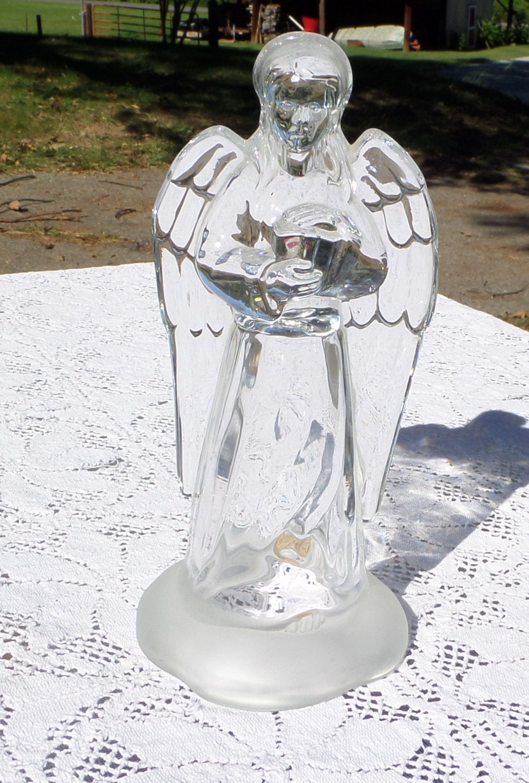 Cristal D Arques Ange 24 Plomb V 233 Ritable Cristal Ange