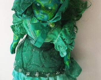 """OOAK Doll """"Octavia"""""""