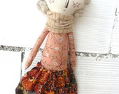 Big size  Elena Special doll: 45 cm / art doll
