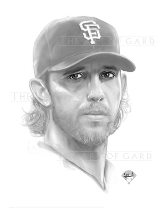 Madison Bumgarner (portrait)