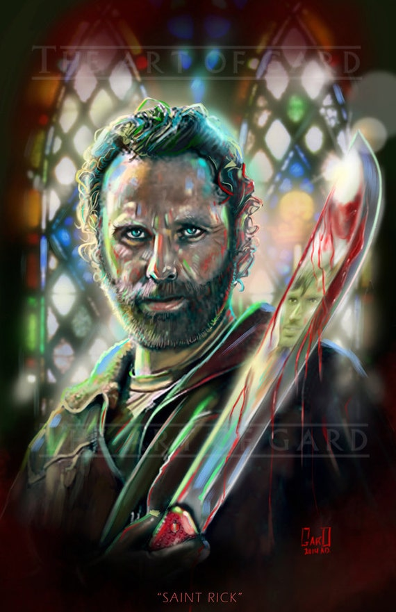 Rick Grimes (SAINT RICK)
