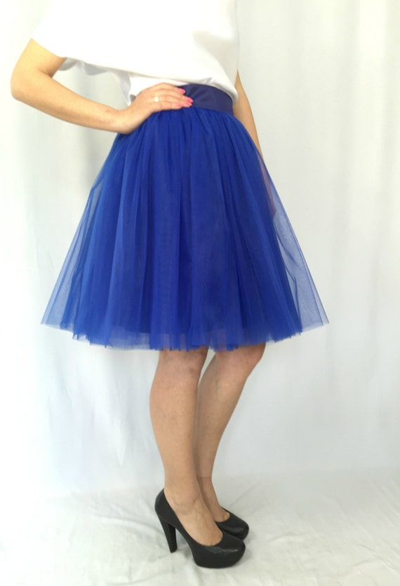 items similar to tulle skirt knee length tutu