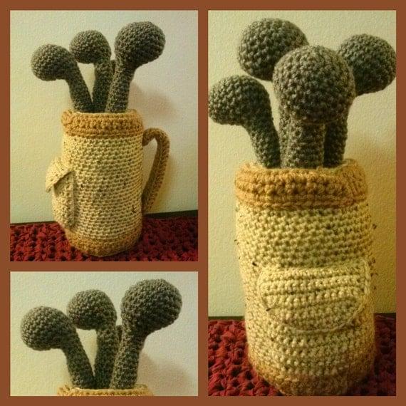 Crochet Wine Bottle Cozy Pattern