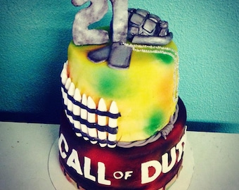 Call of Duty Cake Kit
