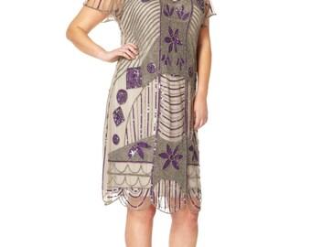 Flapper Dresses Plus Size - Plus Size Masquerade Dresses