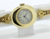 Agassiz Watch Co Wrist Watch 1910s