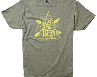 Ski The Trees T-shirt