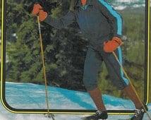 Sewing Pattern -  Women's Cross Country Ski Pattern, or Jogging Suit Pattern, Green Pepper Patterns # GP 115