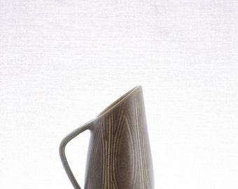Lehmann, Denmark, vintage ceramic pitcher.