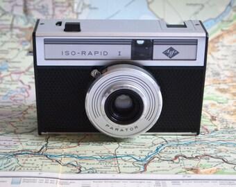 Vintage camera Agfa ISO-RAPID I