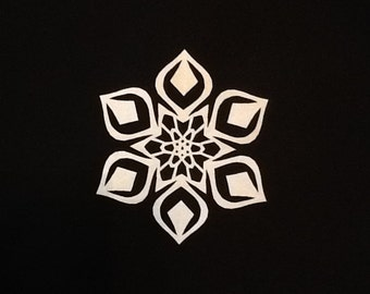 Paper Snowflakes (Style I)