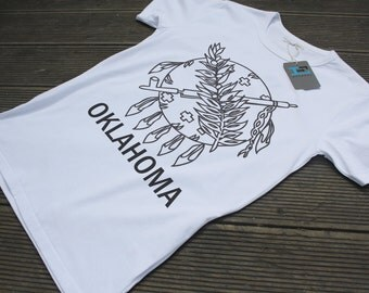 Oklahoma Shield shirt