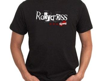 Rallycross Is In My Blood T-Shirt