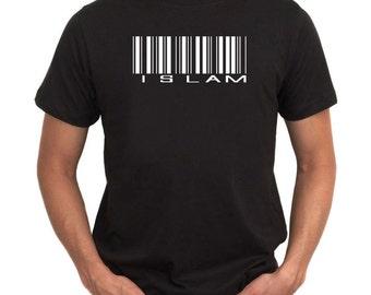Islam  Barcode T-Shirt