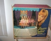 Vintage Barbie Fashion Show Stage Fashion Show Doll STAGE