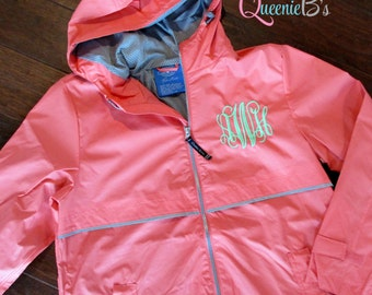 Rain Coat - Charles River New Englander -Sizes: XS-3XL