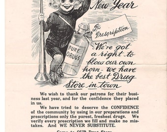 outcault drug store boy flyers advertising 1910 downloads