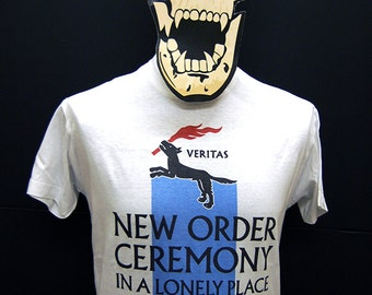 New Order - Ceremony - T-Shirt