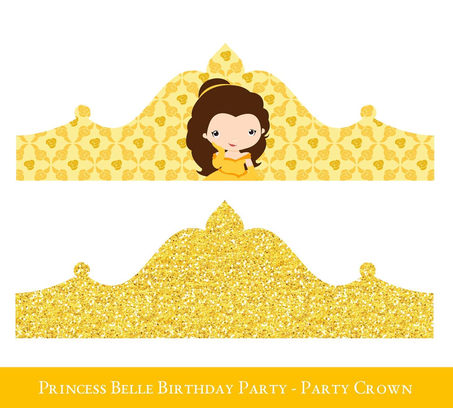 Princess Party Invitation Template for good invitation sample
