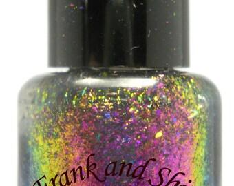 Color Change Flakies CC Ultrachrome Nail Pigment