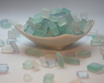 Beach Glass Soap™. Moisturizing and Vegan-Friendly Beach Glass for a House Warming Gift or Wedding Favor
