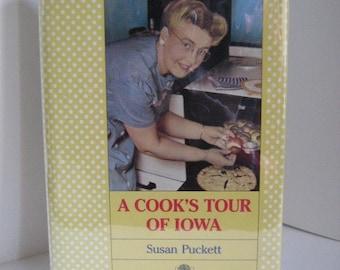 A Cook's Tour of Iowa, by Susan Puckett - University of Iowa Press,1988