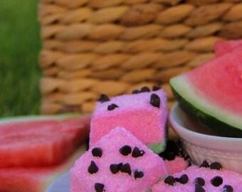 Watermelon Marshmallows