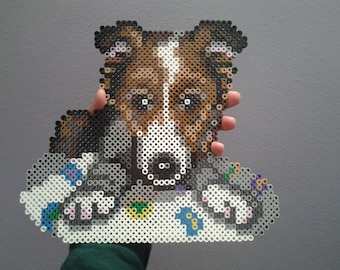 Custom Made Pet Perler (read description)