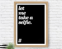 Popular items for selfie wall decor on etsy for Creative selfie wall