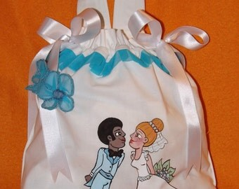 PERSONALIZED WEDDING BAGS