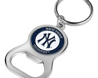 New York Yankees Keychain Bottle Opener