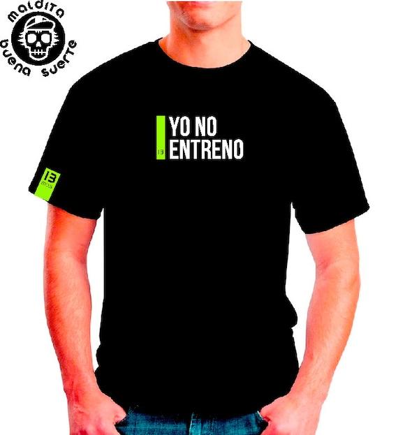 T-shirt MBS I don't train