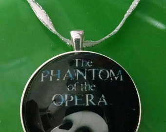 The Phantom of the Opera Broadway Show awesome Christmas Ornament