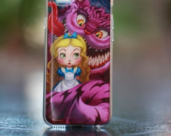 Alice  Iphone 6/6S TPU Case/Cover