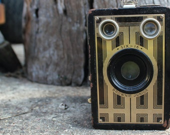 Vintage Camera - Brownie Junior