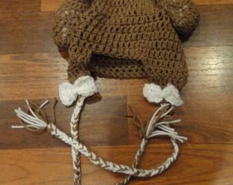 Thanksgiving Baby Turkey Drumstick Hat